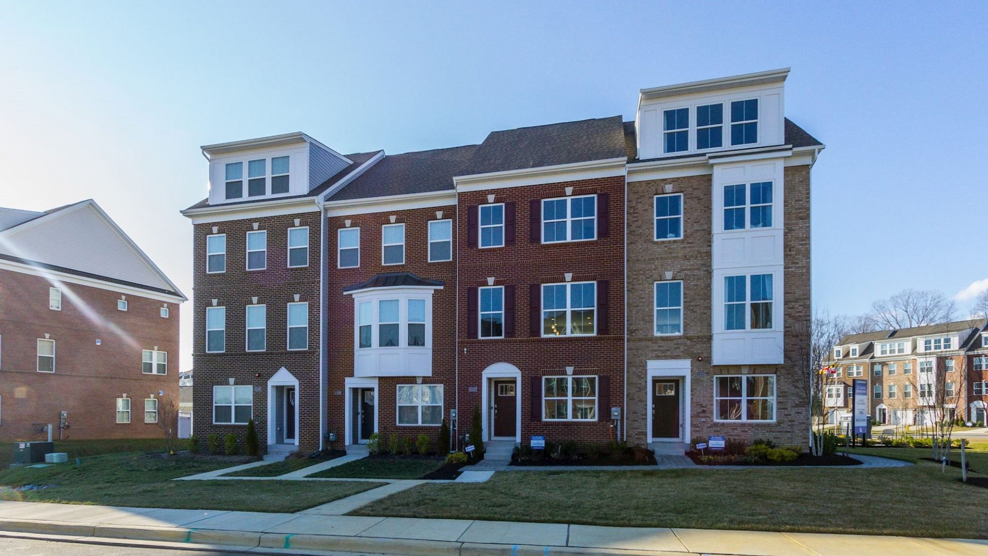 St. Charles Townhomes