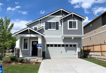 new homes in Seattle Bellflower Woods