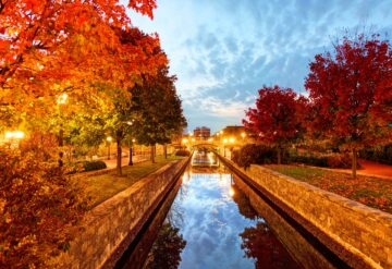 Top Communities for Fall Foliage | Lennar MD & PA